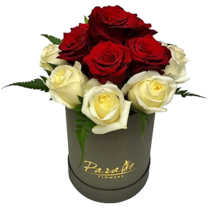 Romantic Valentine's day gift of roses. Delivery service by reliable Manila Florist.